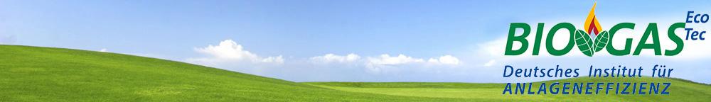 Biogasoptimierung mit Biogas EcoTec